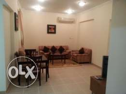 Apartment for rent in Al-Montazah 2bedrooms fully furnished