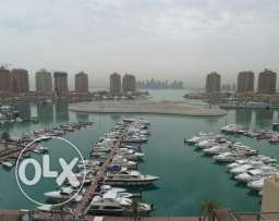 A Beautiful direct marina apartment for rent in Porto Arabia The Pearl