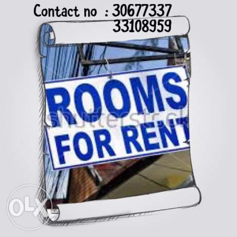 1BHK Family Room Available Hilal Near Noble School
