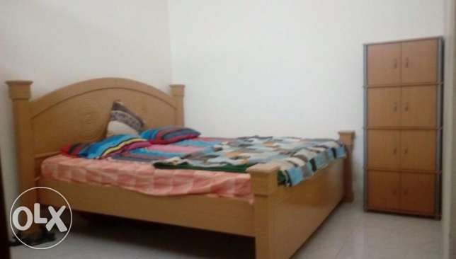 Fully furnished room available for family by June first