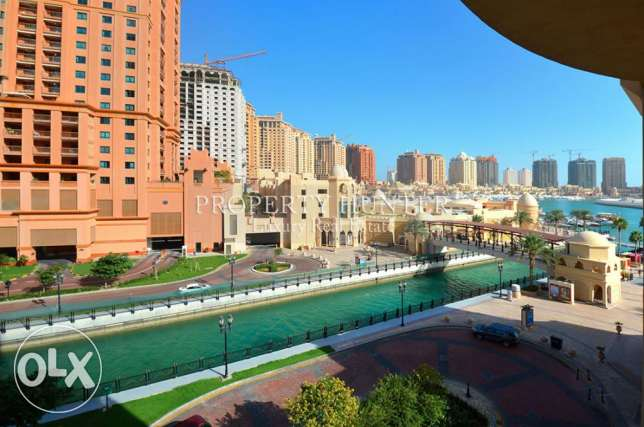 Amazing Furnished 2 Bed with Marina Sight الؤلؤة -قطر -  7