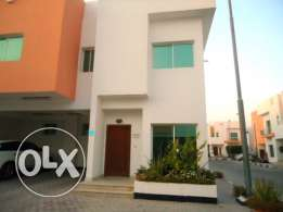 beautiful 3 bedrooms semi furnished villa in a beautiful compound