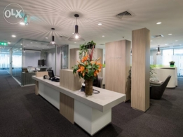 Rent an Office - Space in Qatar