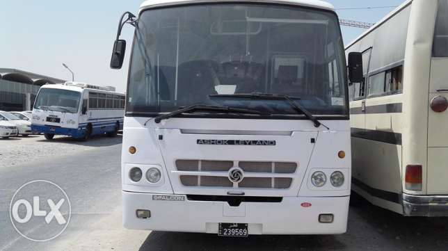 Ashok Leyland AC Bus for sale and rent 2012 Last Model