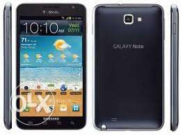 Samsung Note 1 Black colour