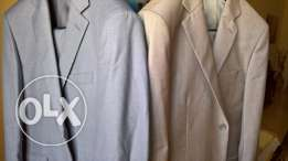 Men's Suits Blue, Brown, & BLACK Colour Great look