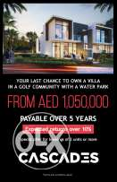 In dubai luxuery villas for sale