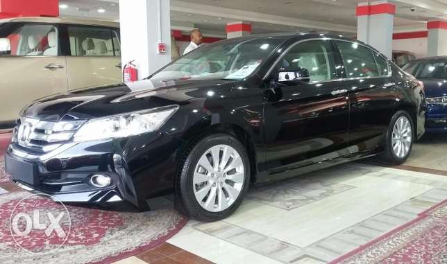 Brand New Honda Accord V6 - Full Options