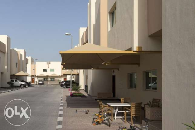 GHAJV2 - Semi Furnished 5 BR Villa at a Gorgeous & Exclusive Compound