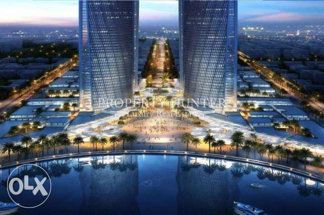 Office Tower For Sale in Lusail