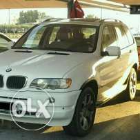 BMW X5 WITH NEW ENGINE For Sell Or Swap With Smallar Car