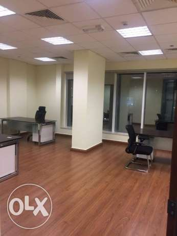 Only 9000/-Qr. Various offices at Business Centre at Al Sadd