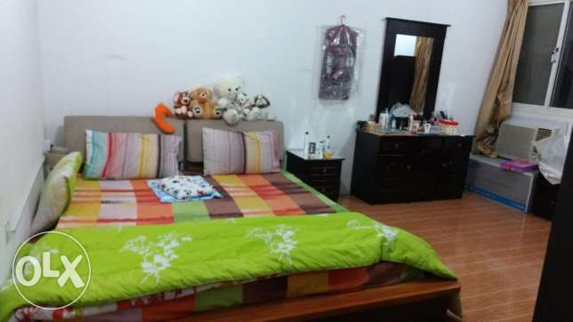 Spacious 2BHK UF Flat available in Umm Ghuwailina- Prime Location
