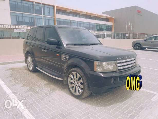 range rover 2008 as good as new