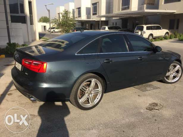Audi A6 for sale 2014 model الريان -  3