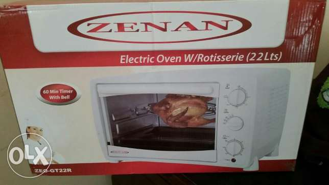 Brand new unopened box oven