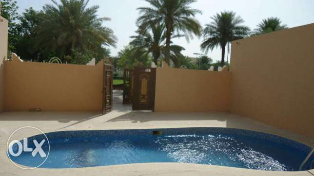 Semi furnished 2 bedroom apartment in West bay lagoon