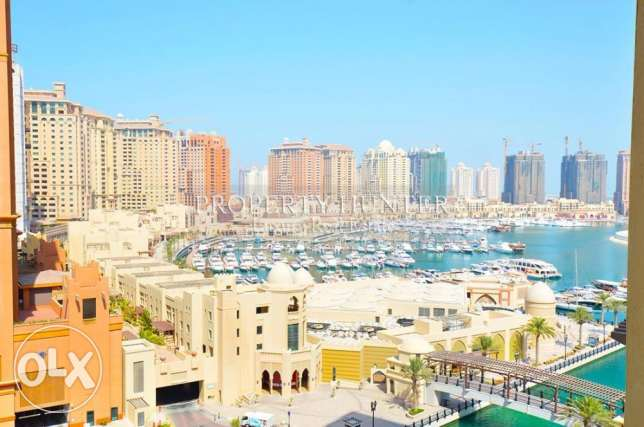 2 Bed Apartment with Canal & Marina View الؤلؤة -قطر -  3