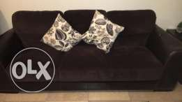 Sofa set 3,2,1 for sale. Minor Defects