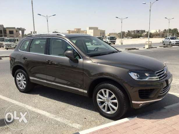 2016 Touareg for lease or sale
