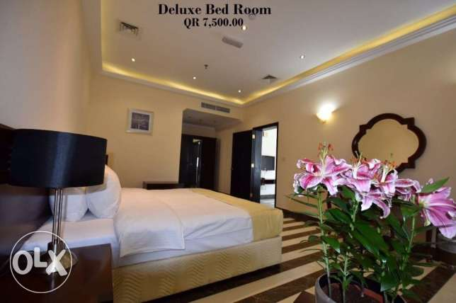 1-Masterroom 5-Stars Apartment in Musherib-Daily House Keeping المشيرب -  4