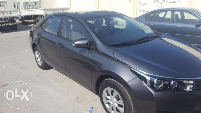 Toyota corolla 2016 as new 100 %