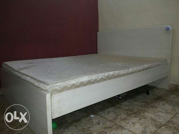 Rarely used double bed for immediate sale