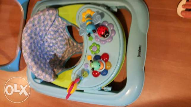 Walker and baby chair good condition