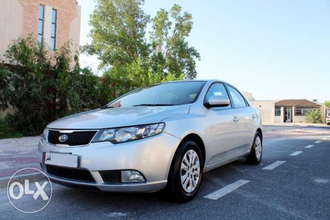 KIA Cerato 2013 Perfect Condition / كيا سيراتو 2013