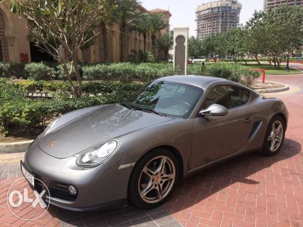 Porsche Cayman, 2.9 PDK, 265 hp, Sports Chrono package.