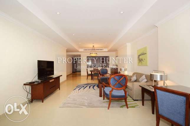 Furnished 1 Bed Home with Inexpensive Rate
