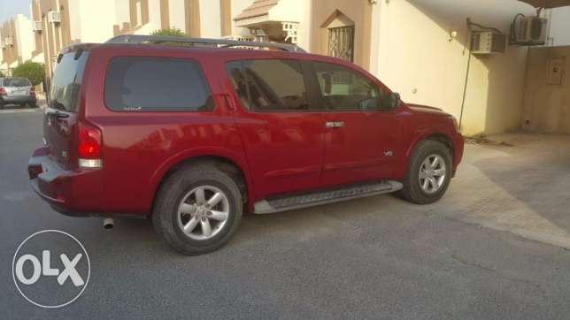 Nissan Armada 2008 SE - for sale ( Price REDUCED)