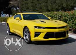 2017 # Chevrolet # Camaro #2SS # AT # 6.2L # V8 # GCC #