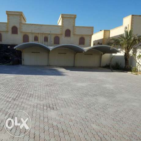 semi commercial villa for rent at Muither