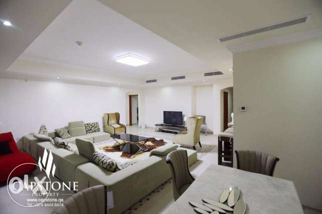 Unbeatable Price! 3BR Apartment with Excellent ROI الؤلؤة -قطر -  1