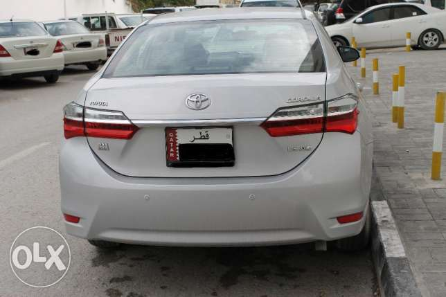 Toyotta corolla for rent