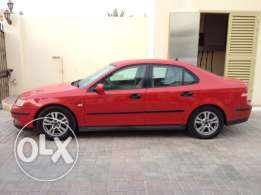 Saab 9-3 2litre Turbo 5'500QAR. New Istimara.
