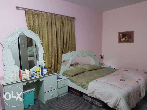 fully furnished room Bin Mahmoud,Ezdan
