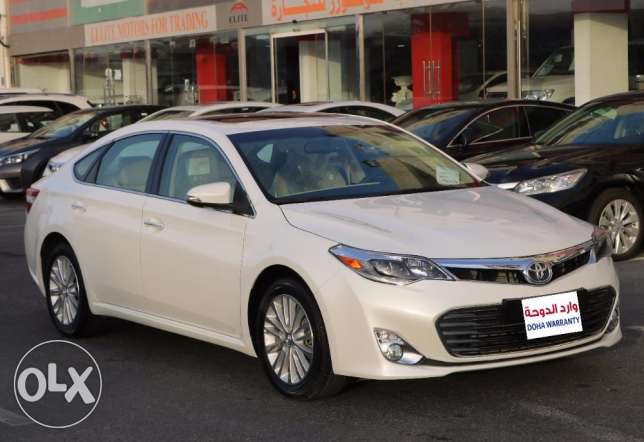New Toyota Avalon - 2015 - Limited - XLE full option