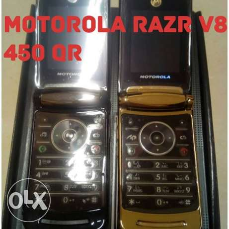 Motorola Razr 2 V8 Perfect condition