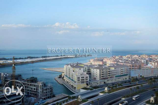 2 Bed in prestine location with sea view