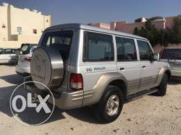 Hyundai Galloper manual gearbox