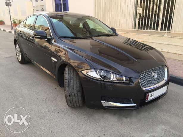 Jaguar XF V6 2013 Very Low Mileage