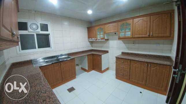 R-3Bedrooms Unfurnished Apartment ln Al Saad