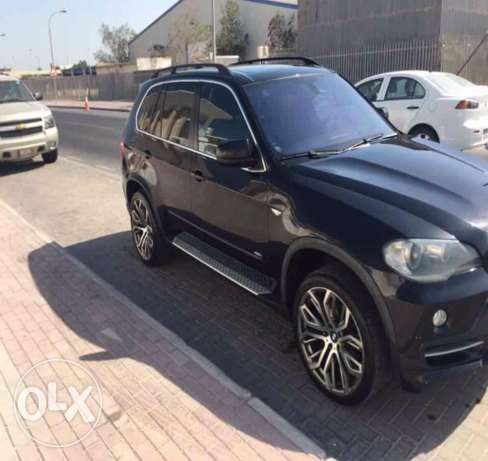 BMW X5 very good condition