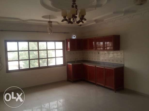 1BHK available near qatar shopping markiya. Single or family