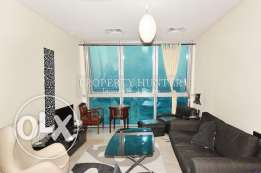Deluxe 1 Bed Furnished in Zig Zag Towers