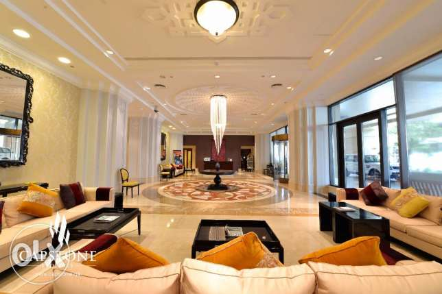 BEST RATE! SF 1BR at Porto Arabia with Stunning View