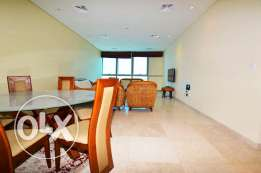 Furnished 2 BR+ Maid apartment in the Lagoona