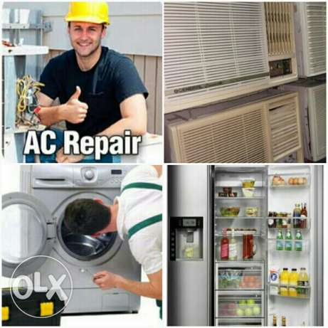 Refrigerators,fridge,washing machine,AC Sale repair,servicing.